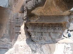 Ajanta India (travelisima) Tags: sculpture india jain ajanta 2016 cavetemples