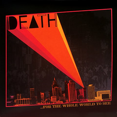 ...For The Whole World To See (epiclectic) Tags: music art vintage death album vinyl retro collection cover lp 1975 record sleeve 2009 epiclectic