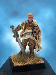 Painted Reaper Miniature Tariq Dune Ranger. (Painted Miniatures) Tags: miniature ranger reaper painted dune tariq