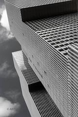 De Rotterdam (ARTUS8f) Tags: flickr pattern wolken struktur sw muster abstrakt modernearchitektur schwarzweis
