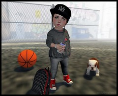 Shooting Hoops in Style (delisadventures) Tags: summer west color cute me sunshine fashion outdoors blog sweater spring toddler top anniversary blogger sl secondlife gift tiny blogging second summertime shorts dope trinkets toddy td cmc kanyewest kanye toddle fashionblog slblog slfashion slbabe secondlifefashion slkids slevents secondlifeblog yeezy slfamily colormecute seconlifefashion slfashionblogger slfashions slbaby slfashionblog tinytrinkets slblogger secondlifefashionblog toddleedoo toddleedoos slfashin slbog slfashino slblogg toddleddoo