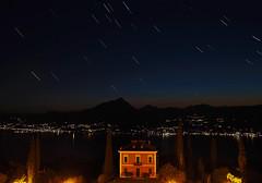 At night by Garda Lake (neya25) Tags: longexposure italien italy composite see san garda italia nightshot availablelight live nachtaufnahme zeno gardalake