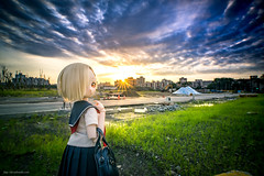 The first sunrise ,second half of 2016 () Tags: doll tokina dd ims mdd  dollfiedream a7r  ddh01
