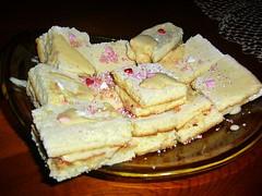 Galletitas (Gabriela Andrea Silva Hormazabal) Tags: food alimentos cocina comida galletas decoracion rosa vainilla