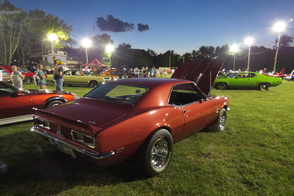 Trappe Car Show