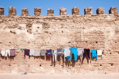 (Justin Braunsdorf) Tags: travel essaouria morocco africa streetphotography blue nikond40 nikkor35mmf18afs