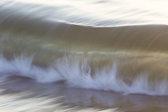 Wave Art #262 (haddartist) Tags: waveart ocean oceanside oceanfront coast coastal surf wave swell break shorebreak beachbreak breaking lip tube barrel smooth glassy splash spray impact morning light sunny backlight highlights blur speedblur longexposure artsy artistic virginiabeach virginia