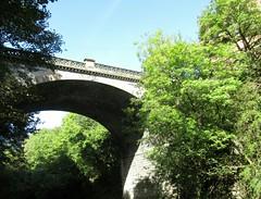 Belmont Bridge (rbjag71) Tags: belmont bridge kelvin river glasgow westend canonpowershot sx610hs