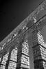 IMG_7255BN (Fencejo) Tags: bw blackandwhite architecture monument tamron175028 canon400d acueducto segovia stone