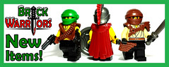 Holiday Gift Guide From A-Z: K is for Killer New Accessories! (MandaBW) Tags: christmas new holiday reed lego ninja pipes terrorist gift presents cape accessories pan guide spartan minifigure
