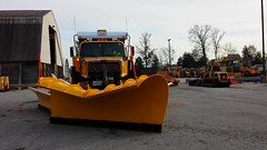 Dual wing plow [VIDEO] (StateMaryland) Tags: winter snow plow sha blades plows statehighwayadministration marylandstatehighwayadministration mdsha