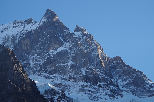 La Meije - 3984 m