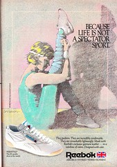 Reebok 1986 (barbiescanner) Tags: retro 80s reebok 80shair vintageshoes 80sfashion vintagesneakers vintagefashions vintagereebok