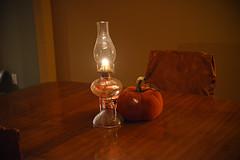 In a Different Light (BKHagar *Kim*) Tags: thanksgiving family light pumpkin table al sister alabama decoration tammy madison oil lantern bkhagar