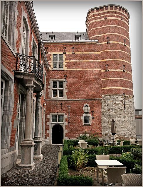 Hôtels de Sélys-Longchamps et des Comtes de Méan, Liège, Belgium