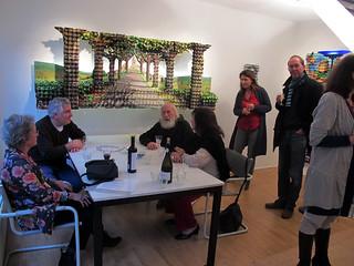Opening studio Enno de Kroon