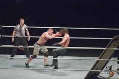 John Cena vs Seth Rollins (marsca83) Tags: milan sport canon live wrestling milano sca superstar wwe superstars assago johncena forumassago wwehouseshow wwelive sethrollins canon1100d mediolanumforumassago