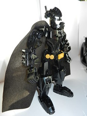 The Dark Knight with the Tumbler (Gaé7) Tags: lego batman moc tumbler