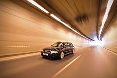 4 (marekmatsu) Tags: shot tunnel audi rolling s4 audis4