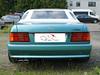Mercedes SL R129 zweiteiliger Originalzuschnitt Verdeck