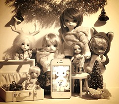 my bjd-family 05/01/2015 (SareJolim) Tags: fairyland latidoll lati dollzone latiwhite darak littlefee vmouse bjtales dzdeer