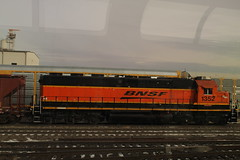 50693 (richiekennedy56) Tags: usa argentine unitedstates kansas bnsf kansascityks railphotos wyandottecountyks sd32eco bnsf1352