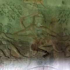 #7958 Churning of the Ocean of Milk (乳海攪拌) (Nemo's great uncle) Tags: ocean milk cambodia buddhist buddhism angkorwat carving siemreap hindu hinduism naga カンボジア churning 仏教 彫刻 八大龍王 camboge churningoftheoceanofmilk samudramanthan シエムリアップ 乳海攪拌 ヒンズー教 アンコールワト ヴァースキ竜 kingserpent shivassnake vaasuki 攪乳海