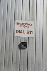 Emergency? Dial 911...umm