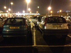 Punto Friend (David Kedens) Tags: punto team fiat tesco sporting 60 irvine ayrshire mk1 fiatpuntosporting puntofriend mk1punto