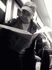 2014-11-23  Man in the subway (ixus960) Tags: city paris france europe capitale ville mtropole parsi