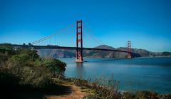 Golden Gate Bridge, San Francisco (Joey Lax-Salinas Photography) Tags: sanfrancisco california unitedstatesofamerica landmark goldengatebridge sanfranciscobay suspensionbridge redbridge orangebridge goldenbridge sanfranciscobridges famousbridges americanlandmarks sanfranciscotraffic californiabridges