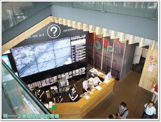 日本東京自助旅遊淺草文化觀光中心晴空塔image012