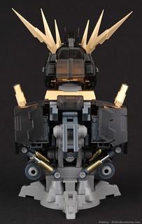 Seraph Hobby Banshee Bust - Straight Build 10 by Judson Weinsheimer