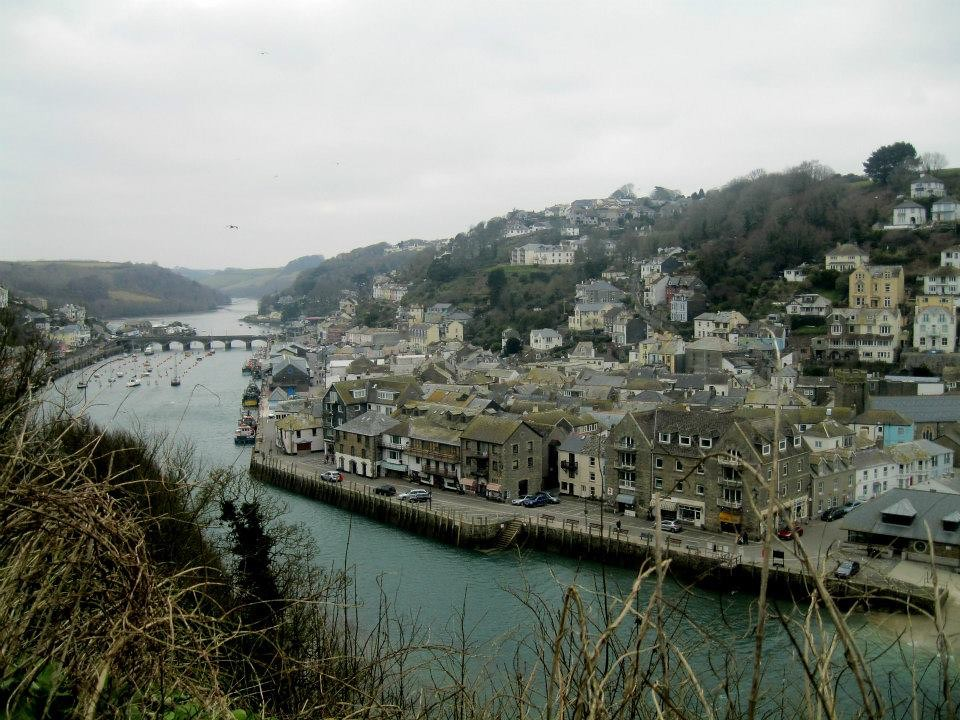 Looe, Cornwall, UK