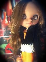 Cynthia: Cold & Sunny