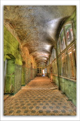 Beelitz 05 (Pinky0173 (thrun-fotografie.de)) Tags: old berlin germany deutschland sanatorium dri hdr beelitzheilsttten lungenheilanstalt beelitz pinky0173
