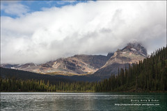 Lake O'Hara, Yoho National Park (British Columbia) (Anna & Oskar) Tags: travel viaje canada canon landscape britishcolumbia paisaje can lakeohara canadianrockies yohonationalpark 1dx montaasrocosas 5dmarkii