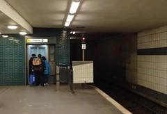 Berlin - U-Bahnhof Lippschitzallee (IngolfBLN) Tags: berlin station germany underground subway deutschland metro ubahnhof ubahn neuklln pnv bvg u7 gropiusstadt lippschitzallee