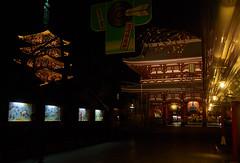 Sensouji-Temple in winter night,Tokyo,Japan :  (k385_haffner) Tags: tokyo  asakusa ricoh  sensouji gxr   sensoujitemple