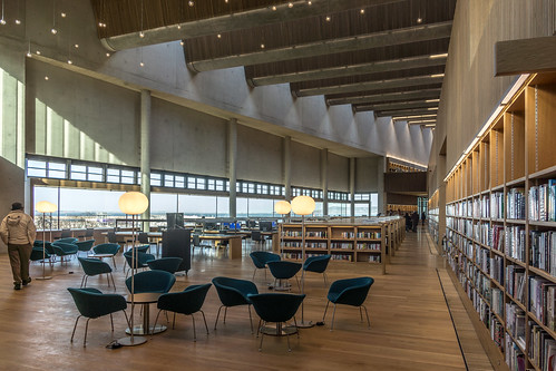 New Public Library In Dun Laoghaire, Officially Called DLR Lexicon Opened To The Public Today And It Is Worth Visiting Ref-100549