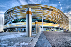 Derby Arena and Velodrome (GaryC4) Tags: park pride arena derby velodrome canon70d manfrottopixi