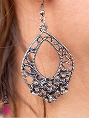 5th Avenue Brown Earrings K2 P5312-2