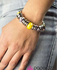 Sunset Sighting Yellow Bracelet K1 P9440-4