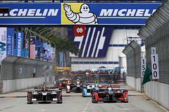 FIA FORMULA E PUTRAJAYA (nick lan) Tags: auto car championship du malaysia putrajaya monde michelin fia motorsport formulae championnat eprix
