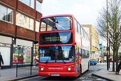 National Express West Midlands 4323 - Dennis Trident 2 - Alexander ALX400 - BX02ATK (davidshrimpton60) Tags: westmidlands nationalexpress dennistrident alexanderalx400 dennistrident2 bx02atk