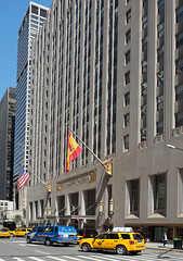 The Waldorf Astoria (westrail) Tags: nyc usa newyork lens hotel nikon fotograf photographer hilton nikkor dslr fx digicam manhatten f28 d800 digitalkamera waldorfastoria objektiv thewaldorfastoria youmademyday omot afs2870 andreasberdan