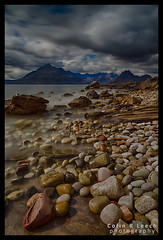 Elgol and the Black Cuillin (WibbleFishBanana) Tags: sea mountains skye water scotland big long exposure hills nd cuillins stopper elgol