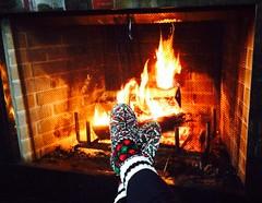 On Christmas morning ... (peggyhr) Tags: christmasday 2014 december25 25faves peggyhr kurdishhandknitsocks
