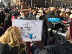 Charlie Hebdo March