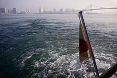Ship (haru__q) Tags: sea tokyo ship flag sony   a7  summaron  leitz